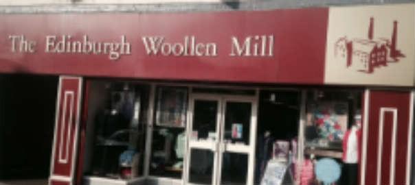 Edinburg Woolen Mill